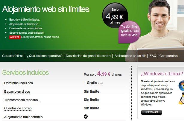 Descubre las ofertas de hosting para empresas Webfusion