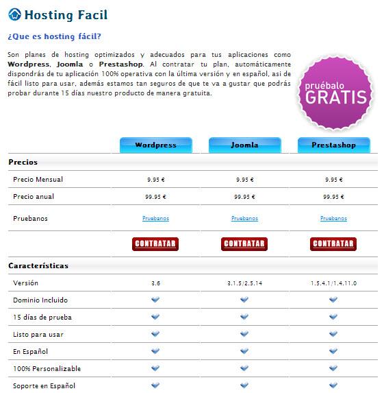 hosting hoswedaje