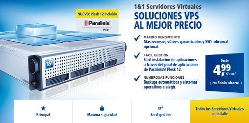 servidores virtuales baratos