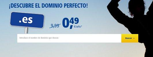 Registro de dominios .es