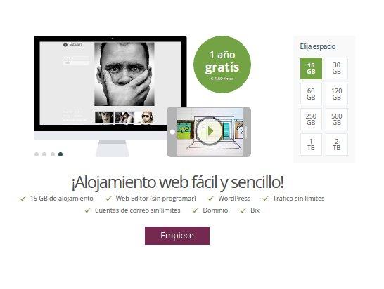 Reserva de dominios web .com 2015