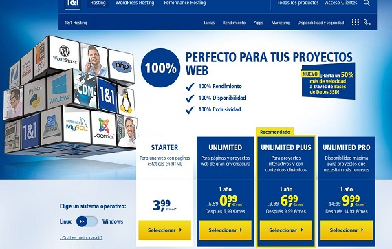 Marketing online para web