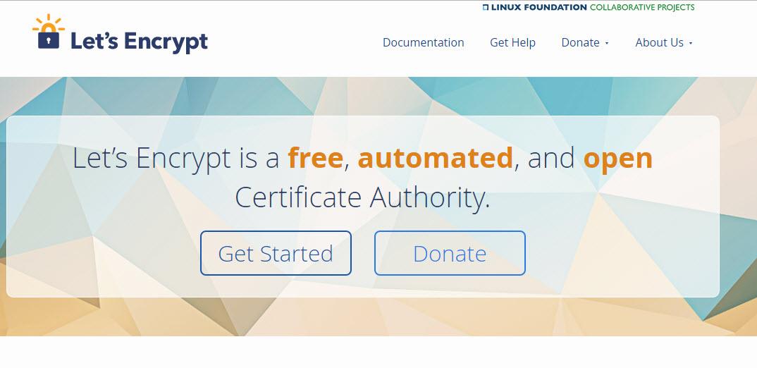 certificados https gratis