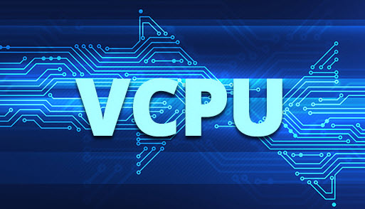 que es una vcpu